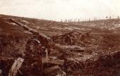 Artiglieria francese a Verdun - 1916