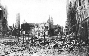 Rovine di Ypres