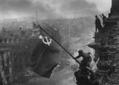Il Reichstag conquistato dai Sovietici