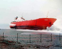 La Rigel, la nave deiveleni
